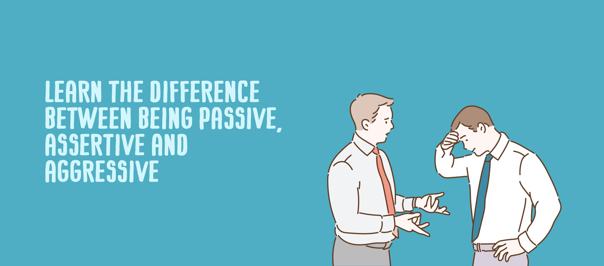 Assertiveness course slider