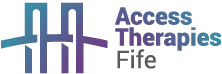 Access Therapies Fife NHS Logo